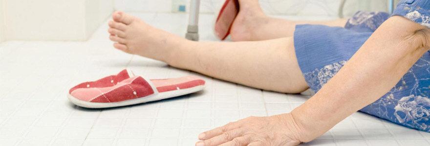 téléassistance  sécuriser les personnes âgées
