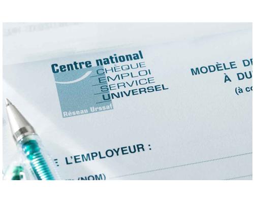 Chèque Emploi Service Universel